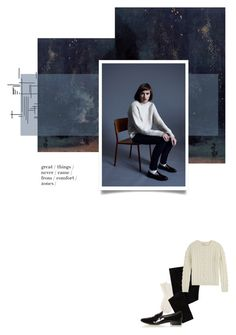 """""""b ə ʊ l d / - 0 2 9 -"""" by hey-anna ❤ liked on Polyvore featuring Wood Wood, Johnstons of Elgin, Old Navy, RED Valentino and Repetto"""