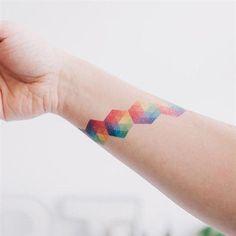 244 Beautiful Geometric Tattoos Ideas