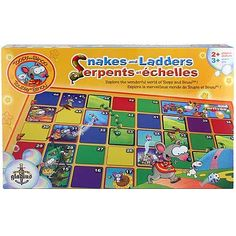 Toopy and Binoo Snakes and Ladders $24.99