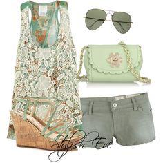 """""""Noha"""" by stylisheve on Polyvore  shirt- net-a-porter.com  shoes- wallisfashion"""