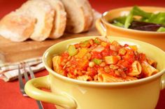 Lentils Puttanesca via @SparkPeople