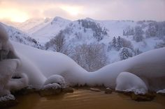 Tokachidake Onsen, Ryounkaku, Hokkaido Japan by Mike Banks Places Around The World, Around The Worlds, Skiing In Japan, Sky Gazing, Win A Trip, Nikko, Yokohama, Landscape Photographers, Hot Springs