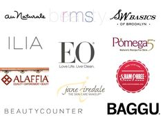 We believe in beauty brands owned and operated by women #girlpower