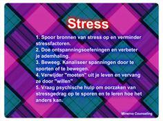 Minerva Blog: EHBO bij Stress