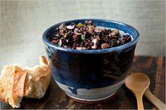 Mushroom Hash with Black Ricehttp://www.nytimes.com/2011/02/16/health/nutrition/16recipehealth.html