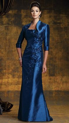 Cheap mother of bride, Buy Quality mother of bride dress directly from China mother of the bride Suppliers: 2016 Plus Size Mother of the Bride Dresses With Jacket sheath Floor-Length Gorgeous Three Quarter sleeve Appliques Taffeta Dress Mother Of Groom Dresses, Bride Groom Dress, Mother Of The Bride, Evening Dresses, Prom Dresses, Formal Dresses, Wedding Dresses, Bride Dresses, Taffeta Dress