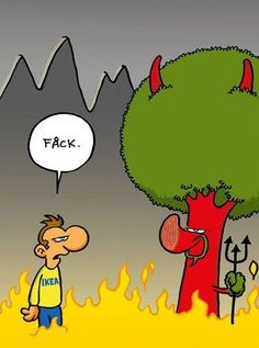 #IKEA - in der hölle