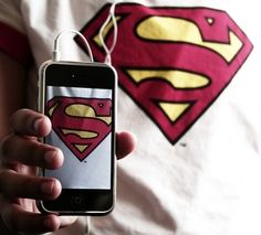 boy, iphone, photography, superman, t-shirt - image #41192 on ...