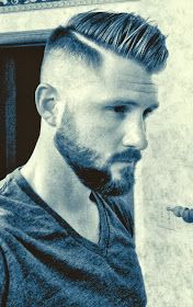 Side part hairstyles are amazing; they frame the face and add sharpness to men's jaw line. Scientifically speaking, women are subconsciously attracted to men Undercut Men, Undercut Hairstyles, Side Part Hairstyles, Cool Hairstyles, Hairstyle Photos, Men's Hairstyle, Hair And Beard Styles, Short Hair Styles, Mens Modern Hairstyles