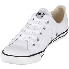 $69.99 Converse Chuck Taylor 530057C AS Dainty White Low Top| zelenshoes.com