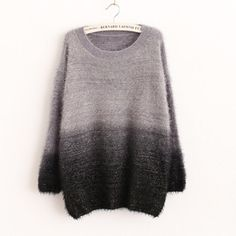 Japanese Sweet Mohair Sweaters