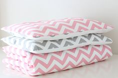 Baby Bedding  Doona / Duvet Cover & Two Pillow Cases  by raenne