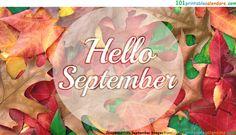 Hello September Wallpaper Hello September Images, September Pictures, Happy September, December, 2017 Wallpaper, Calendar Wallpaper, Wallpaper Backgrounds, September Wallpaper, Calendar Quotes