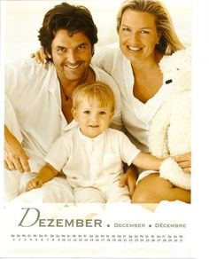 Thomas Anders & Family (calendar scans) - Thomas Anders Photo (10670546) - Fanpop