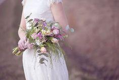 Pretty lavender bouquet