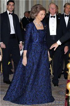 La Reina Sofía premia a Hillary Clinton y a Antonio Banderas en Nueva York