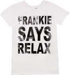 I didn't have one, but I saw the show on Friends many times with Rachel and Ross fighting, he was taking the shirt back cause it was his, but she always wore it as it was her favorite night shirt. If I remember right he ended up returning it for her to find at her place.