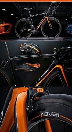 Mclaren & Specialized bikes teamed up to produce the very limited edition Tarmac S-Works made with McLaren race technology carbon fiber Bicycle Paint Job, Bicycle Painting, Velo Design, Bicycle Design, Road Cycling, Cycling Bikes, Bmx, Monocycle, Velo Cargo
