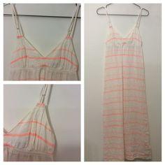 J Crew Linen Dress Or Coverup