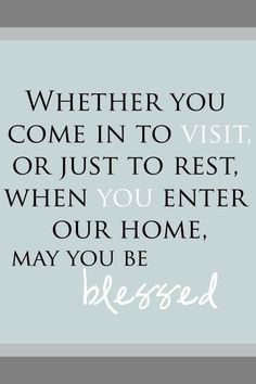 Blessings ~ Love Bird Cottage