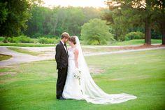 Hartsville SC Country Club Wedding // Dana Cubbage Weddings // Charleston SC Wedding Photography