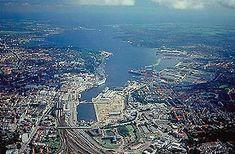 Kiel, Germany. oh yes. Hallo!