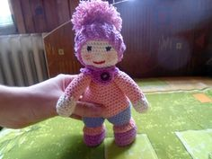 Winter Doll crochet