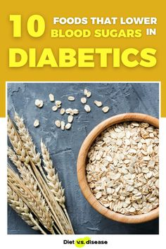 Maintaining low blood sugar levels can be difficult for diabetic patients. While a low carb diet appears to be useful on the whole, there are also many foods shown to help. Either by lowering blood sugars and/or improving insulin sensitivity. This articles looks at 10 of the best foods and supplements for lowering blood sugars, based on current research. #nutrition #nutritionist #nutritiontips #diabetes #diabetic