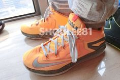 """Nike LeBron 11 Low """"Floridians"""" (New Preview Pics)"""