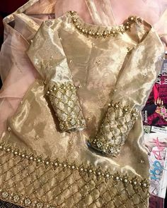 email sajsacouture@gmail.com to purchase your exclusive piece! 🎀 Simple Pakistani Dresses, Pakistani Dress Design, Indian Dresses, Indian Outfits, Pakistani Party Wear, Pakistani Wedding Outfits, Pakistani Bridal, Pakistani Mehndi, Party Wear Dresses
