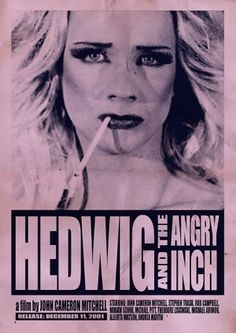 Hedwig and the Angry Inch (2001) ...cannot tell you how much in love with this musical I am.