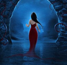 Fantasy Digital Art by Mirella Santana | Cuded