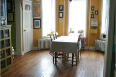 Sweet dining area - Home and Garden Design Ideas
