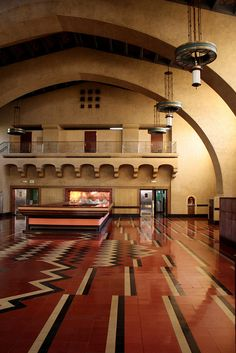 USA - Los Angeles - Union Station by Chris, via Flickr