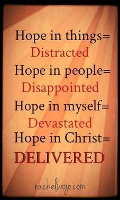 """7 Bible Verses Giving Hope : When we place our hope in God and His Word, we can experience deliverance! Titus """"waiting for our blessed hope, the appearing of the glory of our great God and Savior Jesus Christ,"""" Bible Quotes, Me Quotes, Bible Verses, Scriptures, Hope Scripture, Hope In God, Faith In God, Great Quotes, Quotes To Live By"""