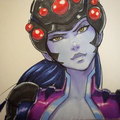 Widowmaker by Omar-Dogan on DeviantArt