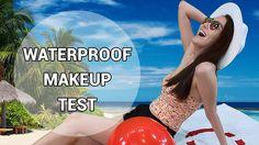 Wishtrend Waterproof Makeup Test
