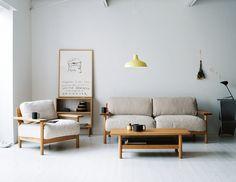 DIMANCHE SOFA (3): ソファ デザイン家具 インテリア雑貨 - IDEE SHOP Online