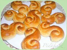 Zobrazit detail - Recept - Jidáše Hot Dog Buns, Hot Dogs, Hamburger, Sausage, Bread, Easter, Food, Detail, Sausages