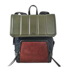 DKNY Multicoloured Backpack. www.italianist.com