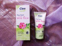 Cien Nature – Crema giorno Wild Rose