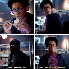 #Arrow - Curtis & Roy #Season4 #4x12