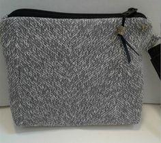 Black White Wristlet, 7.5w x 6.5h x 1d, Wristlet, Bag, Purse, Pocketbook, Travel Bag, Resort Wristlet, Shopping Wristlet, Grad Gift, by PandenteDesigns on Etsy