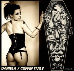 TESTIMONIAL per COFFIN CASE(Italy)  ph:Maxu