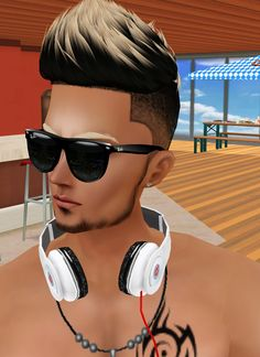 On IMVU you can customize 3D avatars and chat rooms using millions of products davailable in the virtual shop and meet people from around the world. Capture the fun you are having and share it with others via the Photo Stream.
