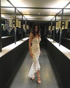Emily Simms.. Elle Zeitoune dress c/o One Night Stand Boutique..