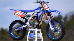 SPY PHOTOS: 2018 YAMAHA YZ250F & YZ450F | Motocross Action Magazine http://motocrossactionmag.com/home-page/spy-photos-2018-yamaha-yz250f-yz450f?utm_campaign=crowdfire&utm_content=crowdfire&utm_medium=social&utm_source=pinterest
