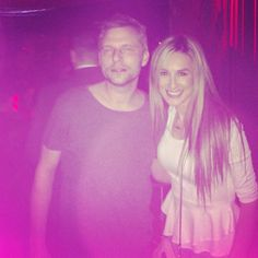 Great working with Martin Buttrich