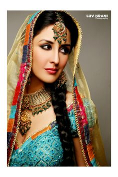 Chahat Khanna in Brilliant Jewelry & Colors