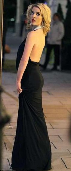 50cae2e0c8 Helen Flanagan filming a Bollywood film in our Coco Swarovski Maxi dress. Gorgeous  Couture